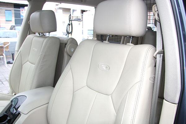 C mo limpiar asientos coche conf e en los profesionales for Como limpiar asientos de cuero