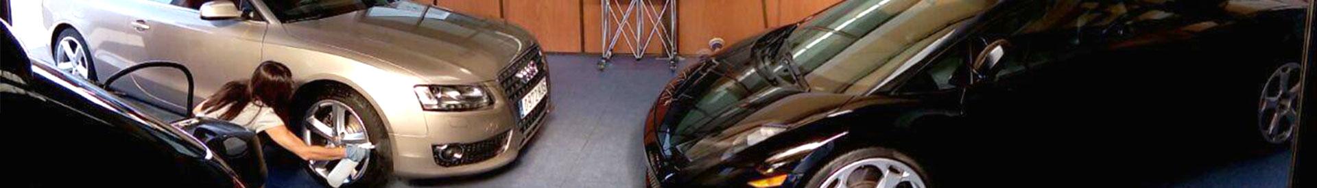 Limpiar tapicería del coche en Madrid