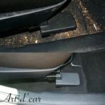 mantenimiento interior de vehículos